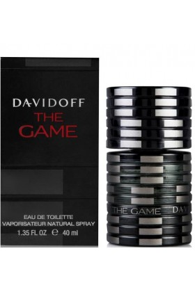 Davidoff - Davidoff The Game Edt 40 Ml