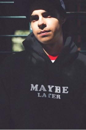For Fun - Maybe Later / Oversized Hoodie