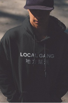 For Fun - Local Gang / Oversized Hoodie