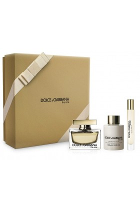 Dolce & Gabbana Parfüm - Dolce Gabbana The One Bayan Edp75Ml+Bl100+Rb7,4
