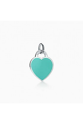 Tiffany & Co. - Return to Tiffany Blue Heart Tag Medium Charm
