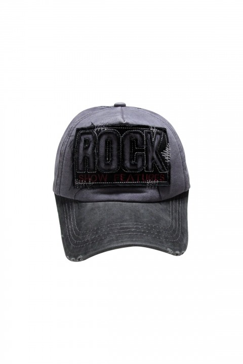 Panyo Fashion Rock Beyzbol Cap Şapka