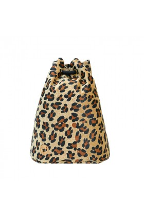 Mi-Pac - Mi-Pac Swing Bag - Leopard Pony Tan