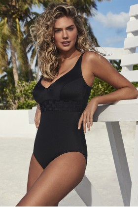 Yamamay - Black One-Piece Swimsuit