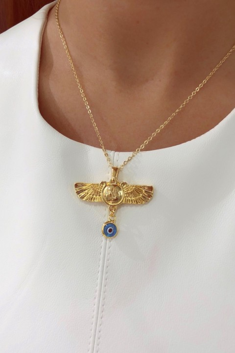 Ma'at Goddess Necklace