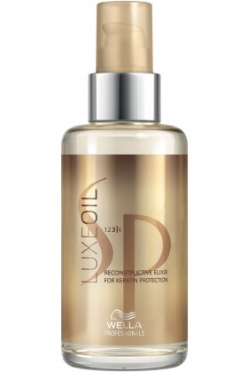 Wella - Wella Sp Luxeoil Argan Yaği 100Ml