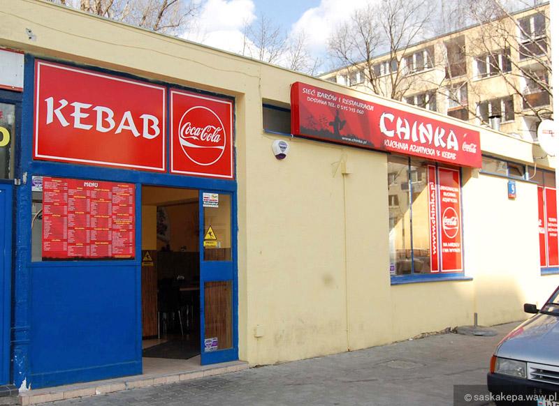 Kebab Chinka Ul Brazylijska 9 Saska Kepa Praga Poludnie Warszawa