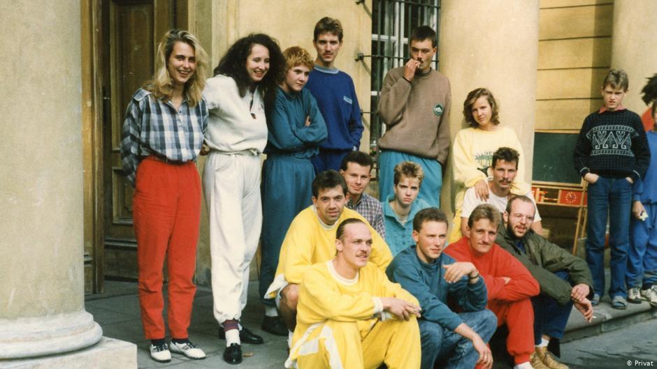 Uciekinierzy z NRD dziękują Polsce | DW | 13.09.2019