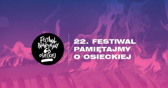 """Finał 22. Festiwalu """"Pamiętajmy o Osieckiej"""" w październiku w Poznaniu"""