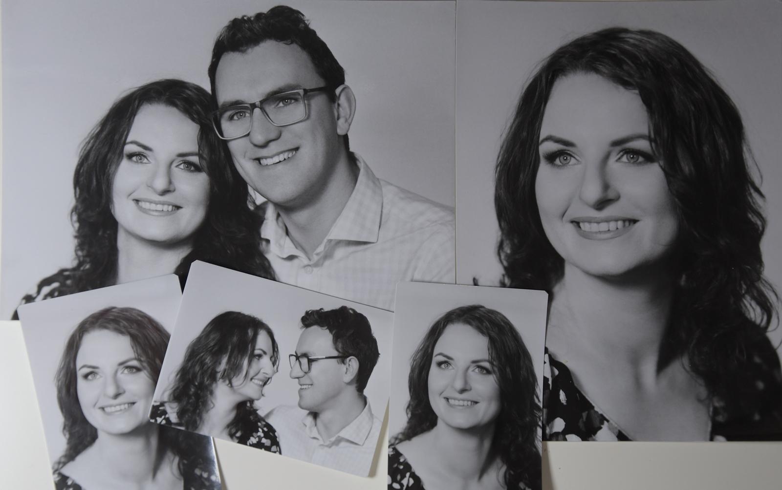 Zakład Fotograficzny Celiny Osieckiej na Saskiej Kępie - przepiękne czarno-białe zdjęcia w starym stylu | Skomplikowane