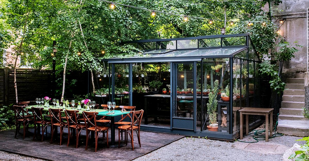 10 najładniejszych ogródków restauracyjnych w Warszawie