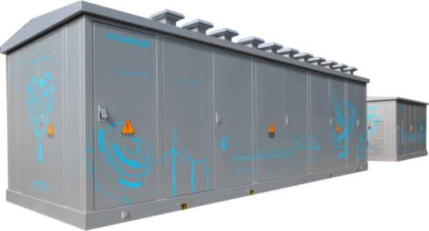News Microgrid Substation
