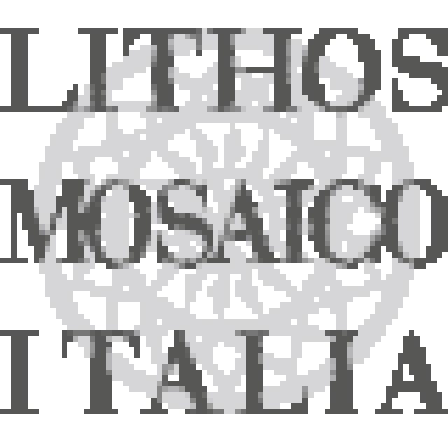 Logo Lithos Mosaico