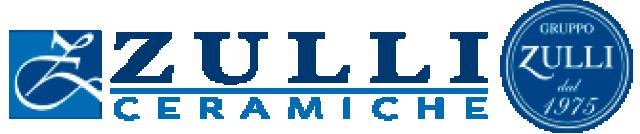 Zulli Ceramiche  Vasto logo