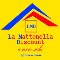 La Mattonella Discount by Dream House logo