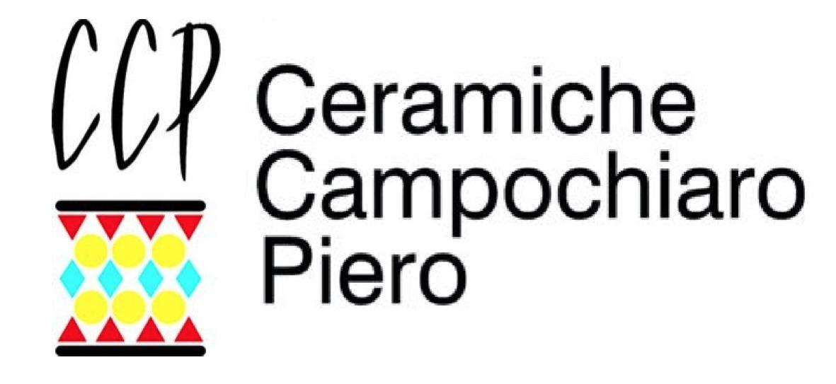 Ceramiche Campochiaro Piero logo