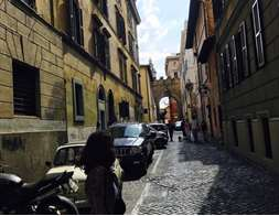 another me in rome streets