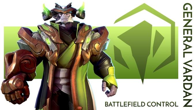 Green Faction Kickstarter