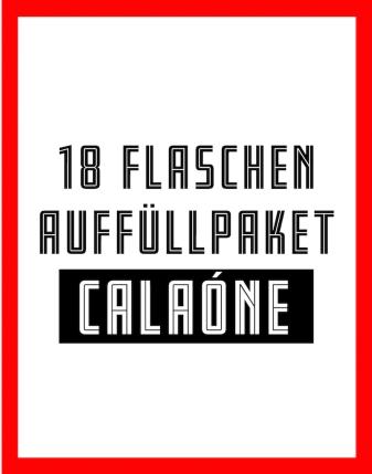 Calaóne «Auffüllpaket»