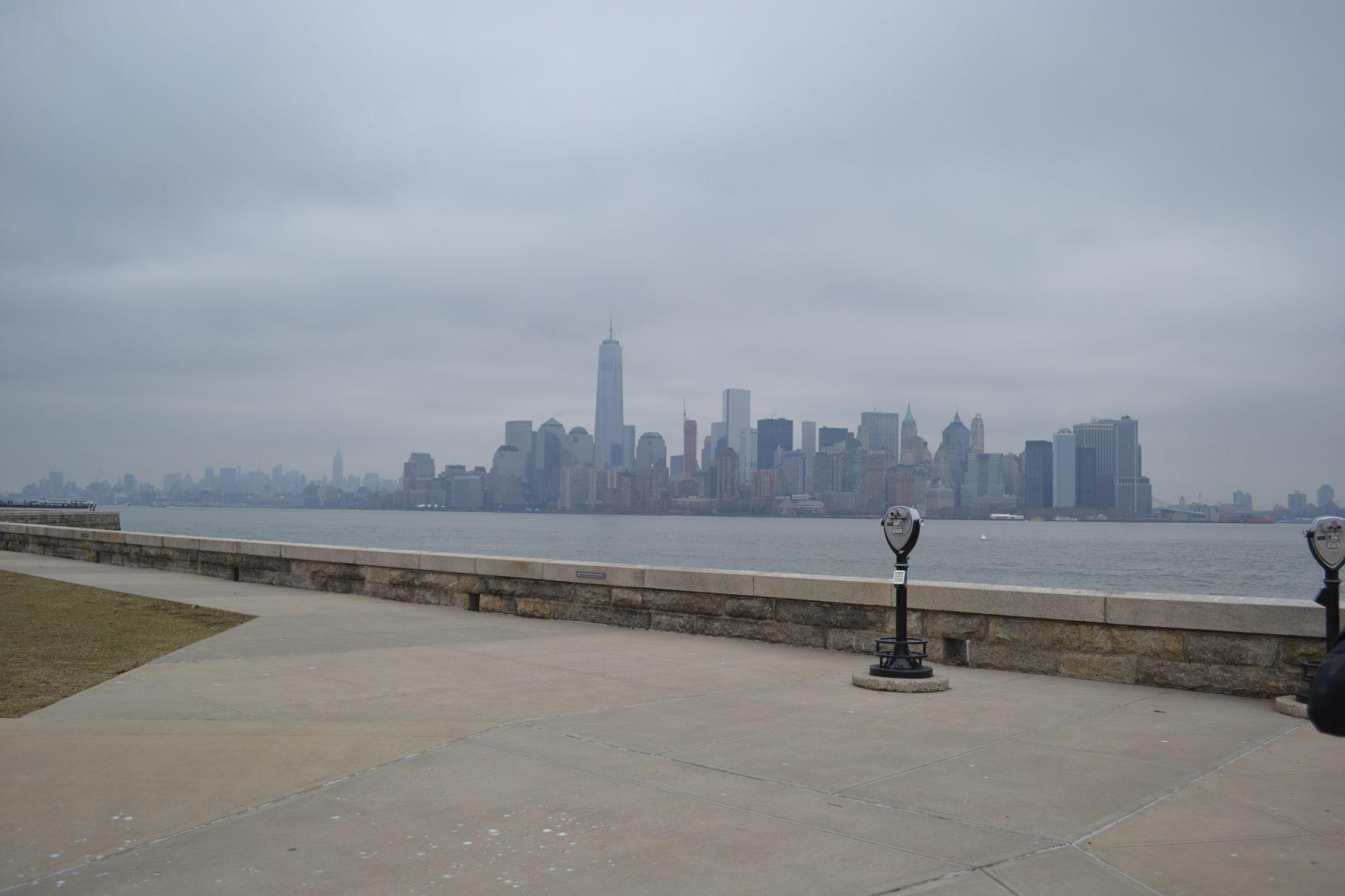 Eine Woche in New York: Ellis Island & Freiheitsstatue - dsc 05051