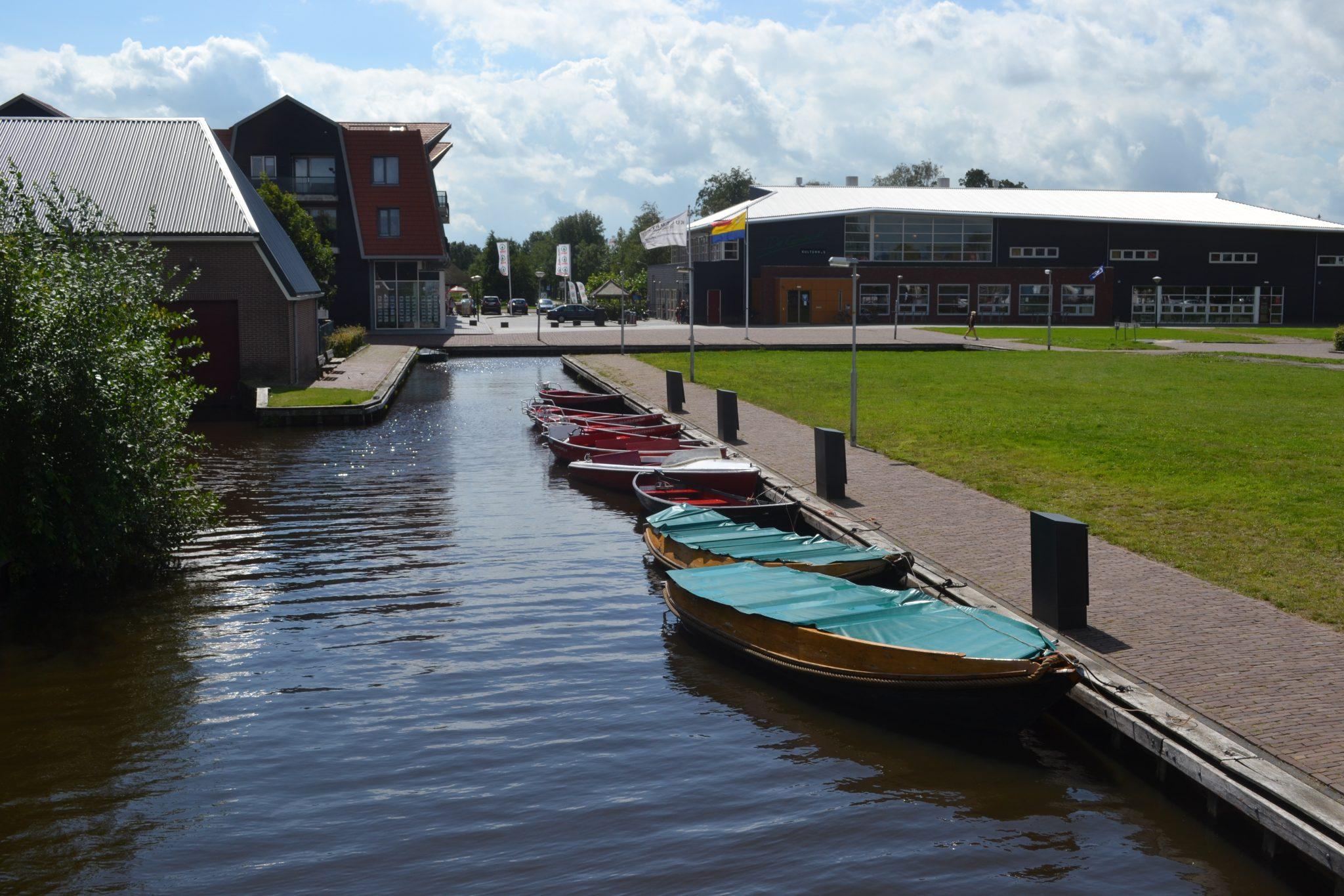 Bootstour durch Giethoorn