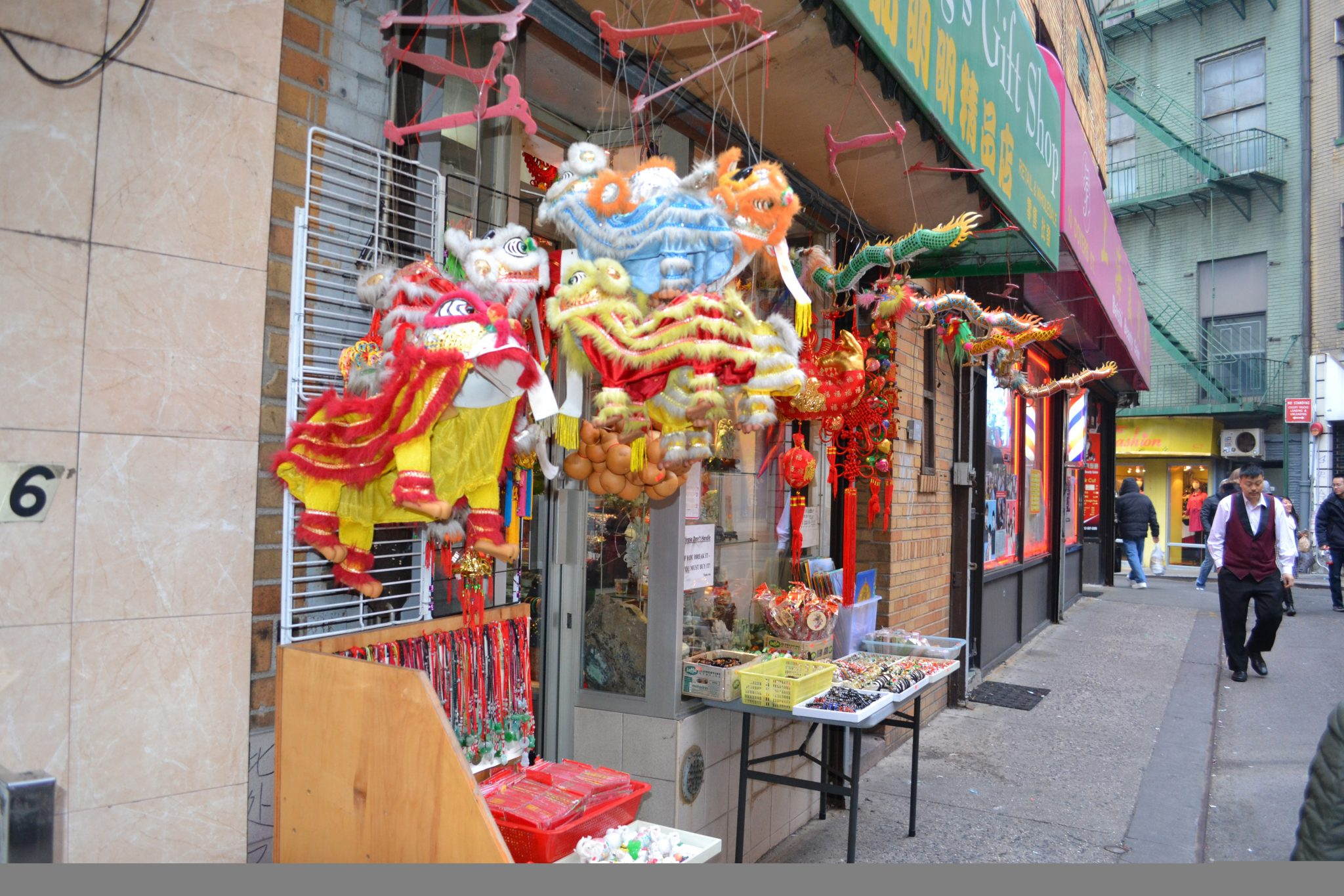 Eine Woche in New York: Neighbourhoodwalk China Town
