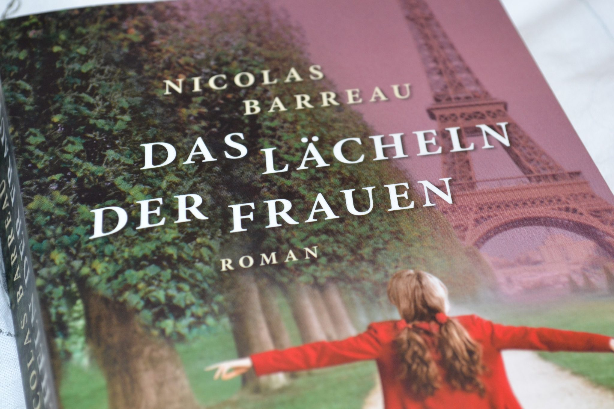Books: Das Lächeln der Frauen | Nicolas Barreau