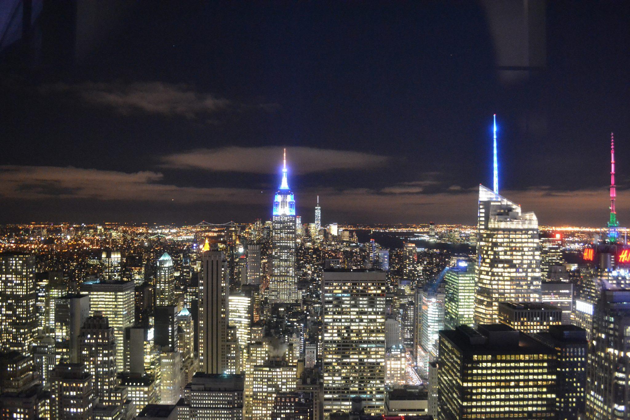 Eine Woche in New York: Rockefeller Center & Empire State Building - dsc 0236