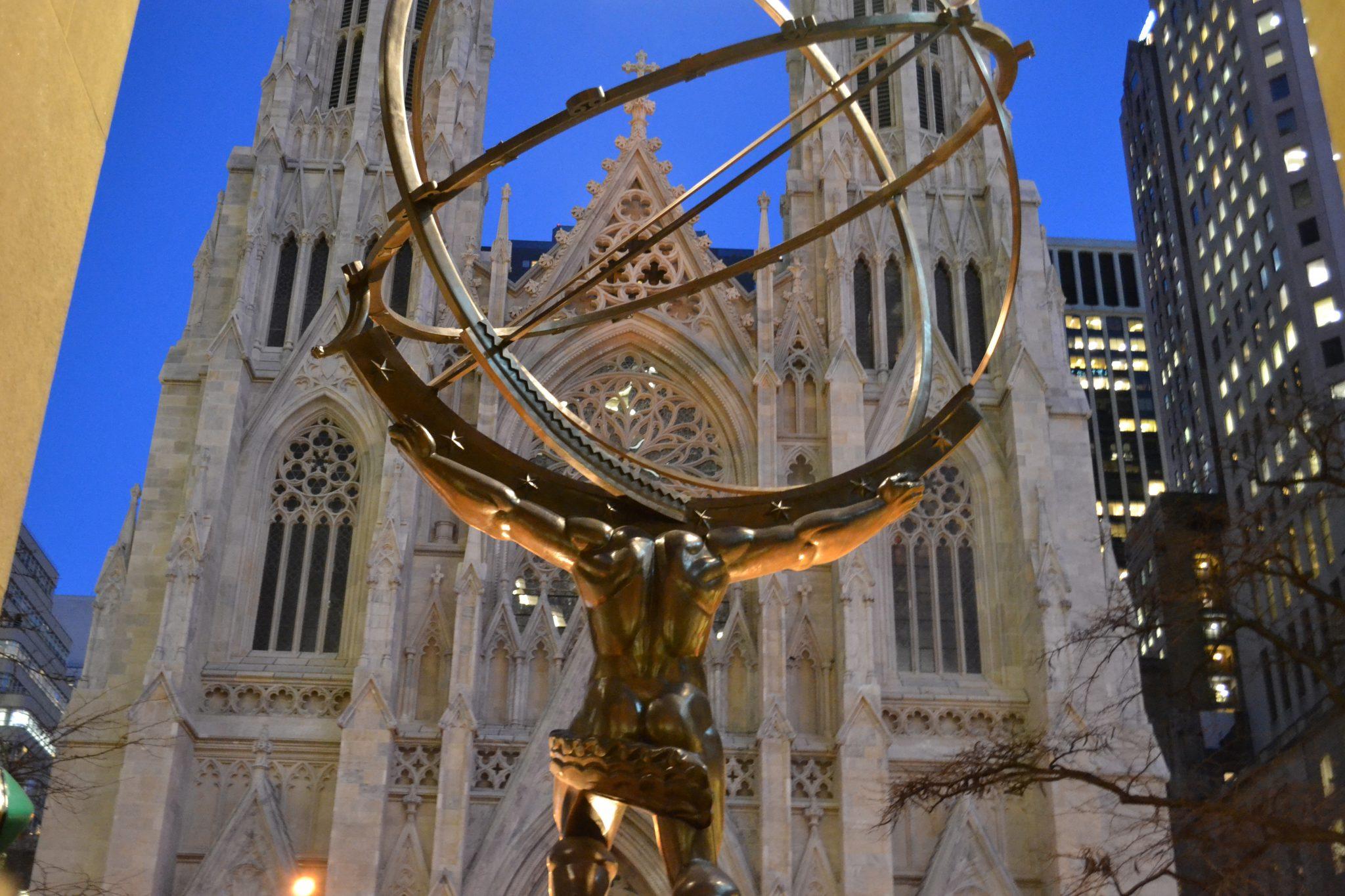 Eine Woche in New York: Rockefeller Center & Empire State Building - dsc 0222