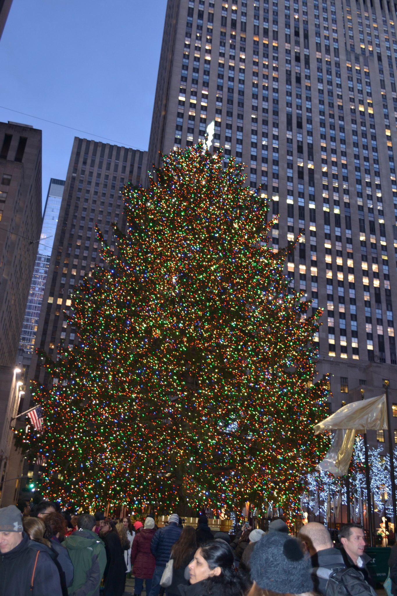 Eine Woche in New York: Rockefeller Center & Empire State Building - dsc 0207