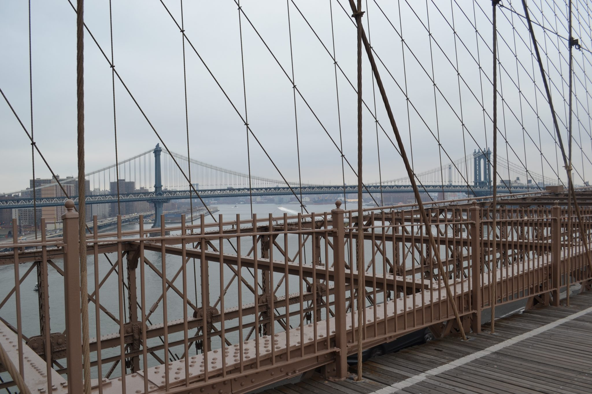 Eine Woche in New York: Brooklyn Bridge & Citystore - dsc 0022
