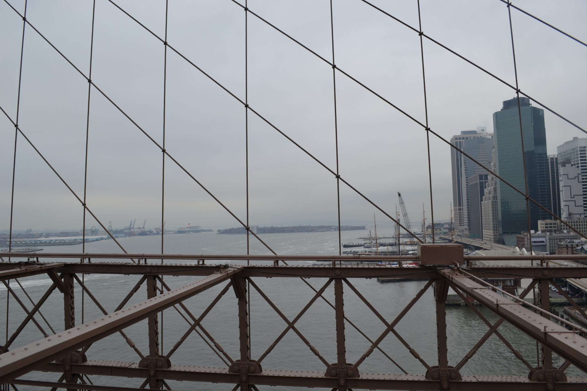 Eine Woche in New York: Brooklyn Bridge & Citystore - dsc 0019