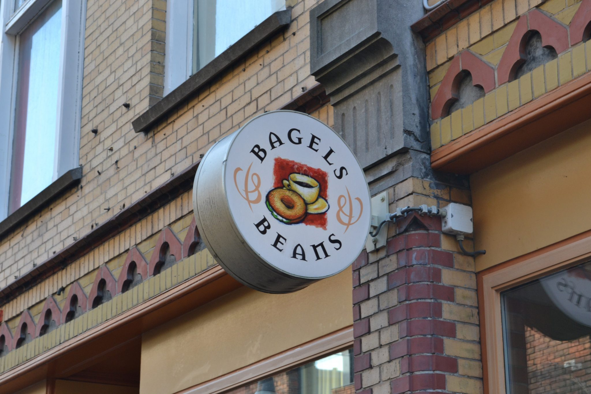 Eat&Drink: Bagels & Beans | Enschede