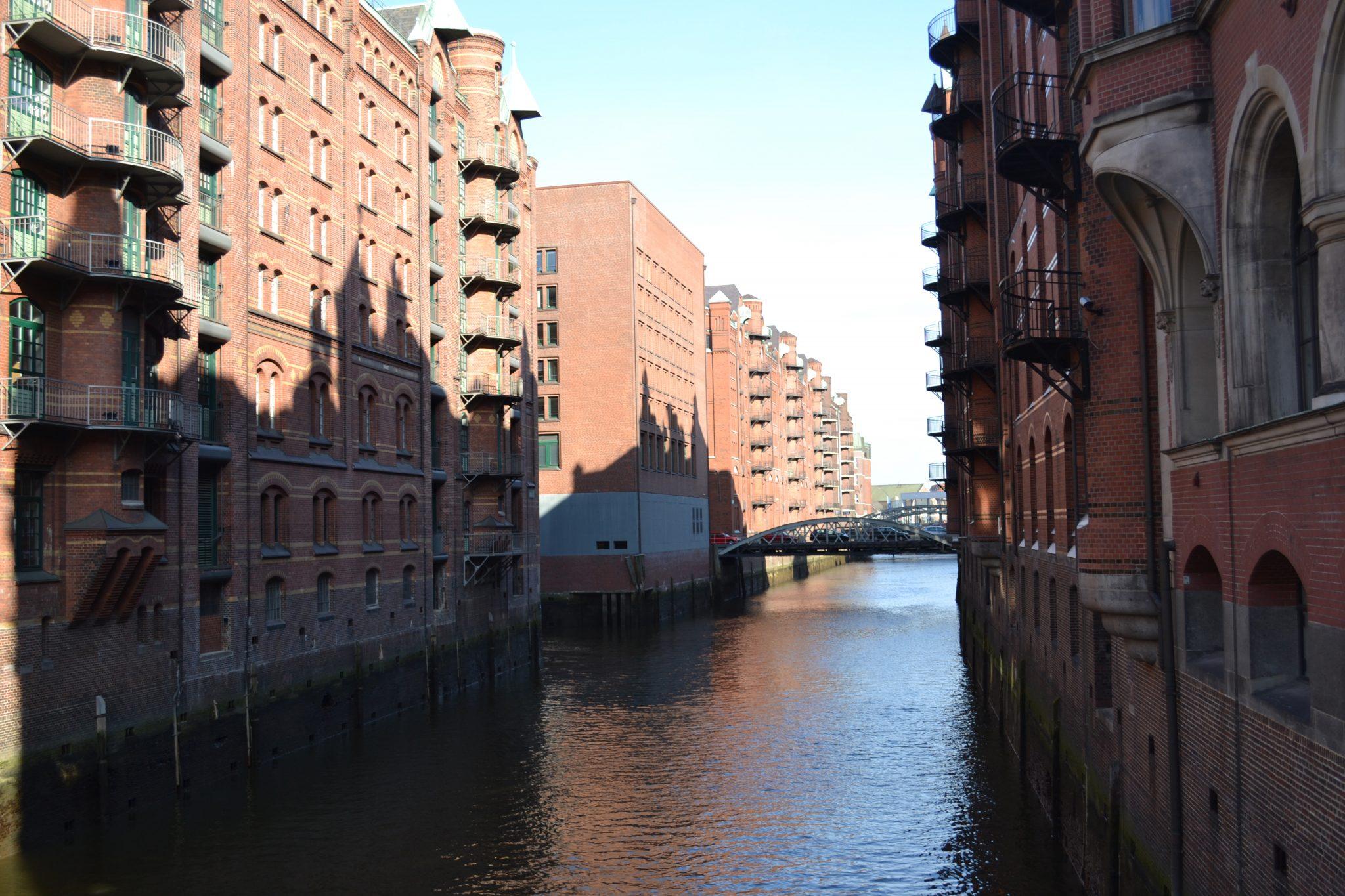 Ein Wochenendtrip nach Hamburg