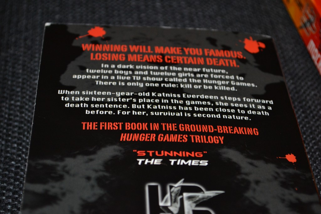 Books: The Hunger Games | Suzanne Collins - DSC 0061 1024x683