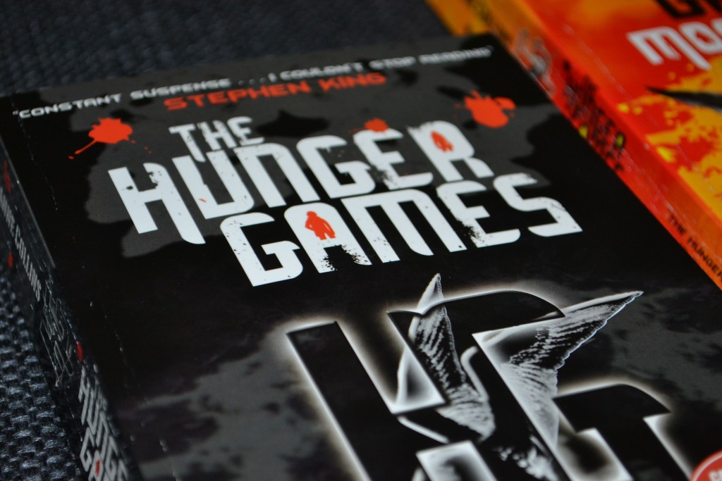 Books: The Hunger Games | Suzanne Collins - DSC 0060 1024x683