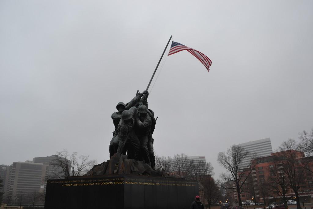 Eine Woche in New York: Tagesausflug nach Washington, D.C. - DSC 0261 1024x683