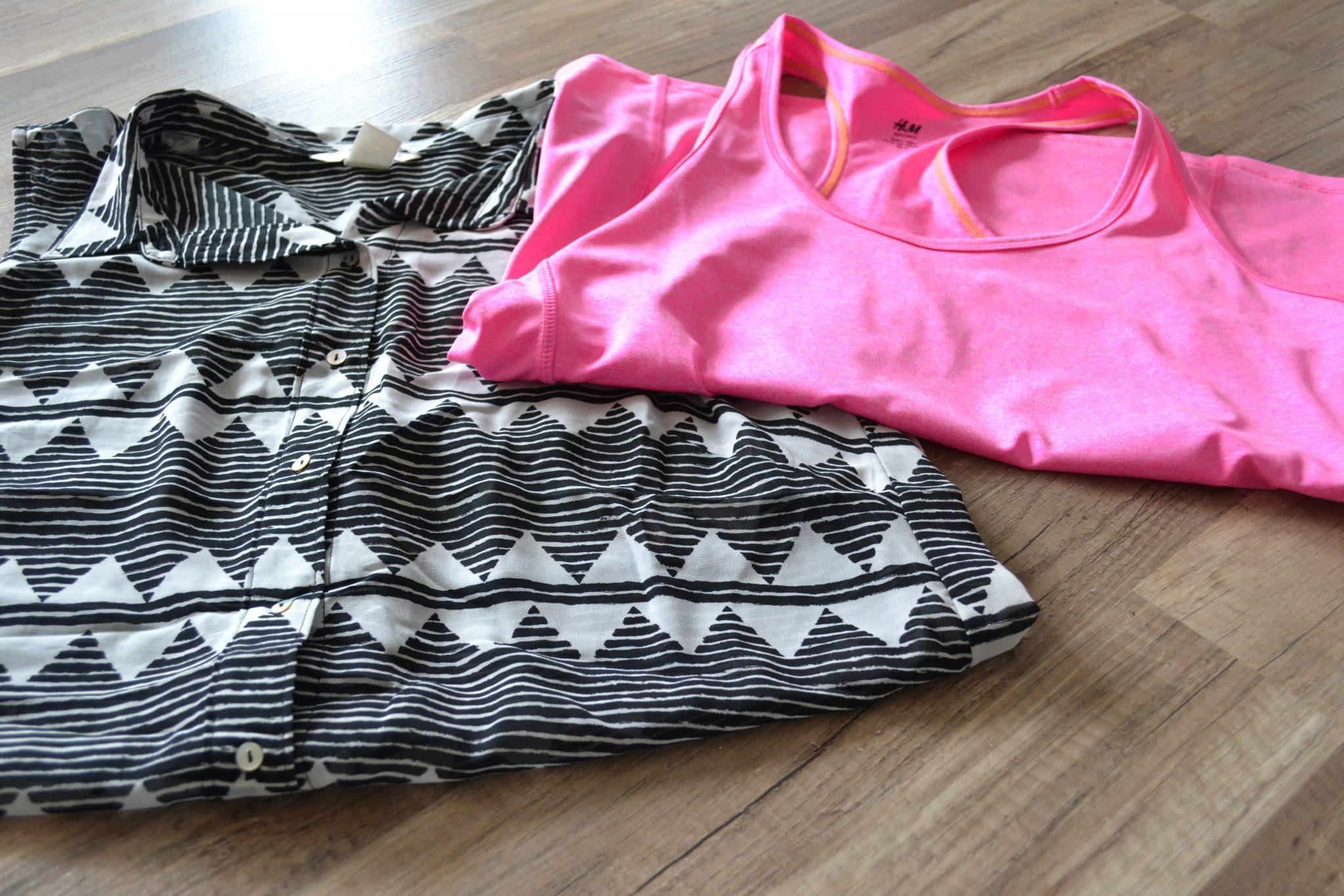 Outfit: Shopping-Ausbeute im April