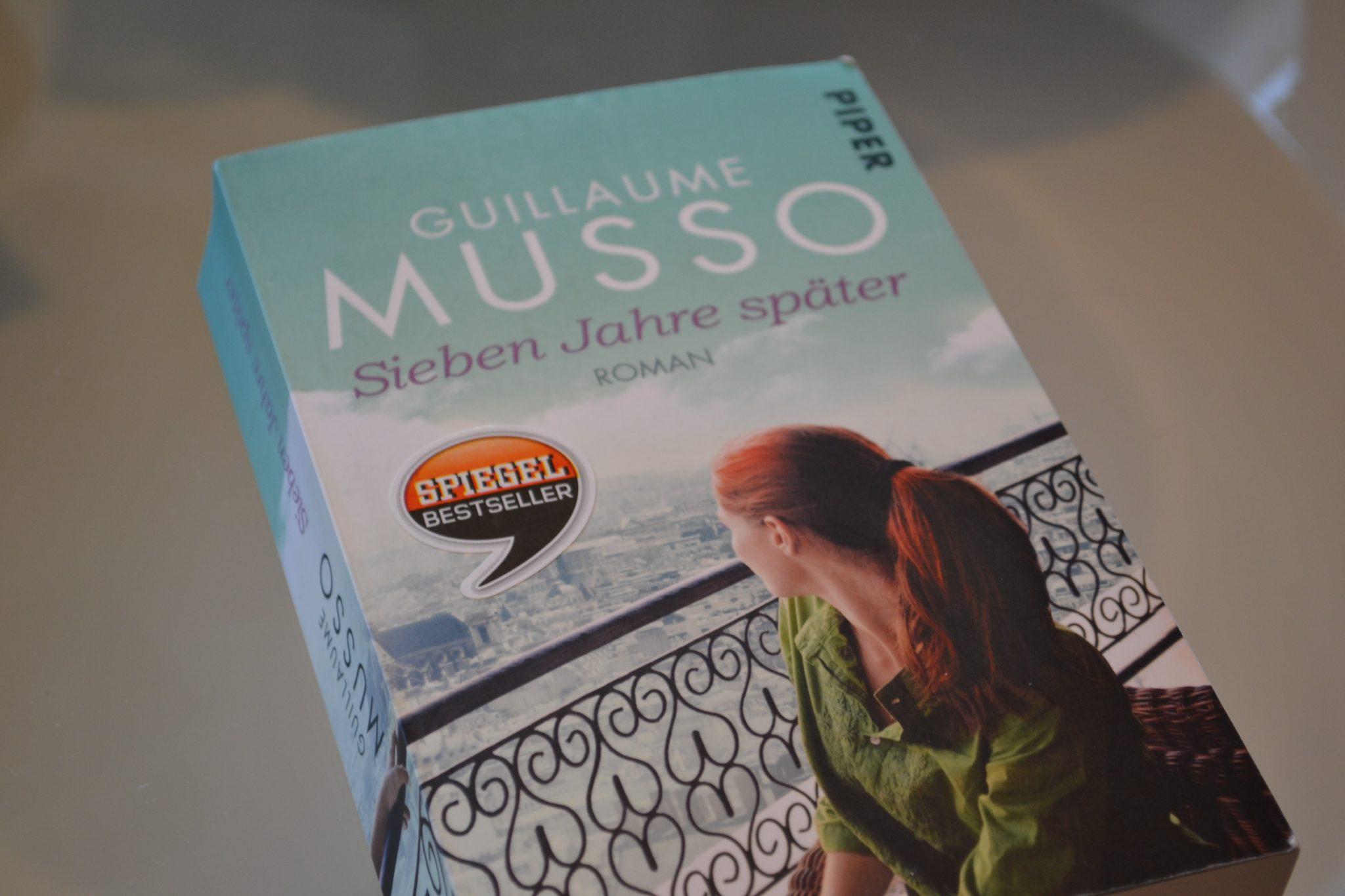 Books: Sieben Jahre später | Guillaume Musso