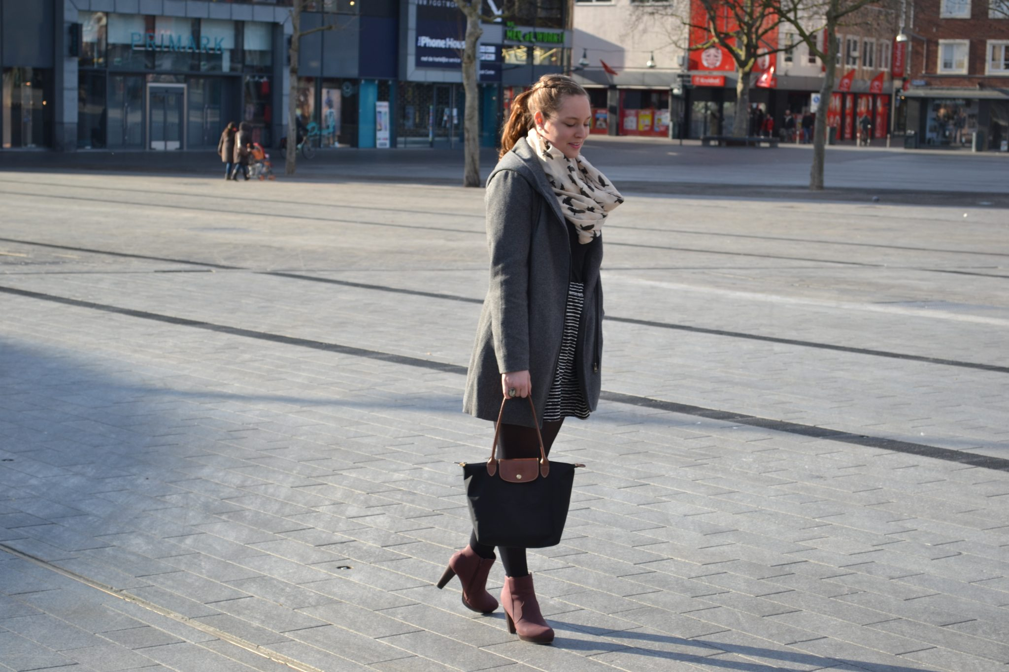Outfit: Mein Outfit zum Osterbrunch