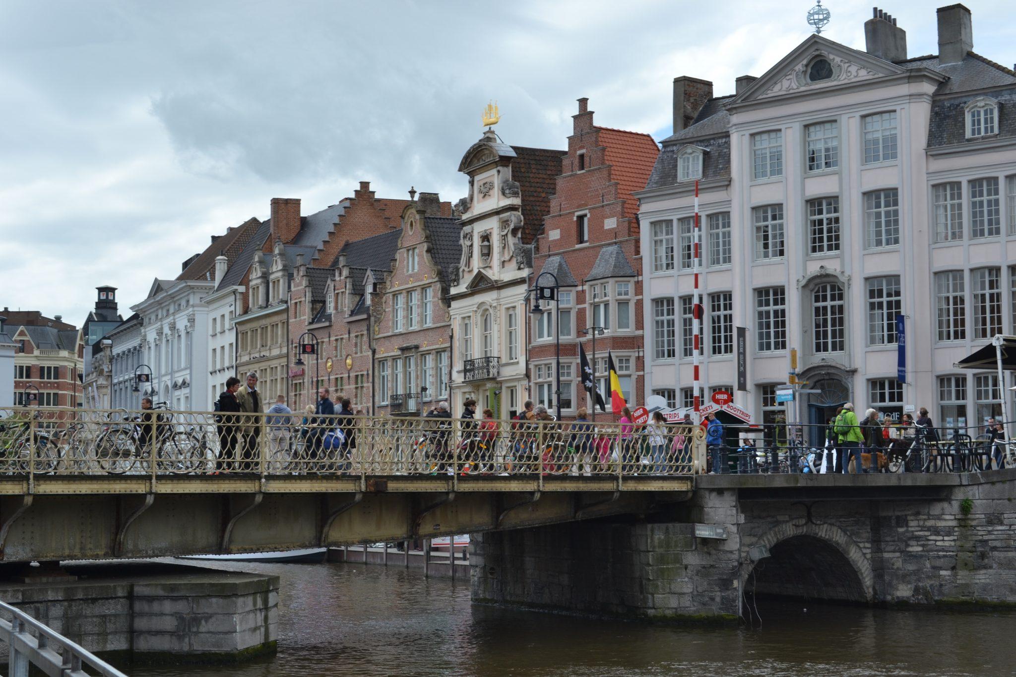 Ein Tagesausflug nach Gent