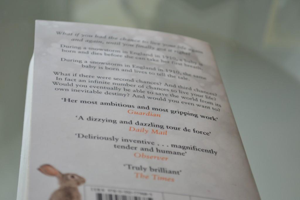 Books: Life after Life | Kate Atkinson - DSC 0161 1024x683