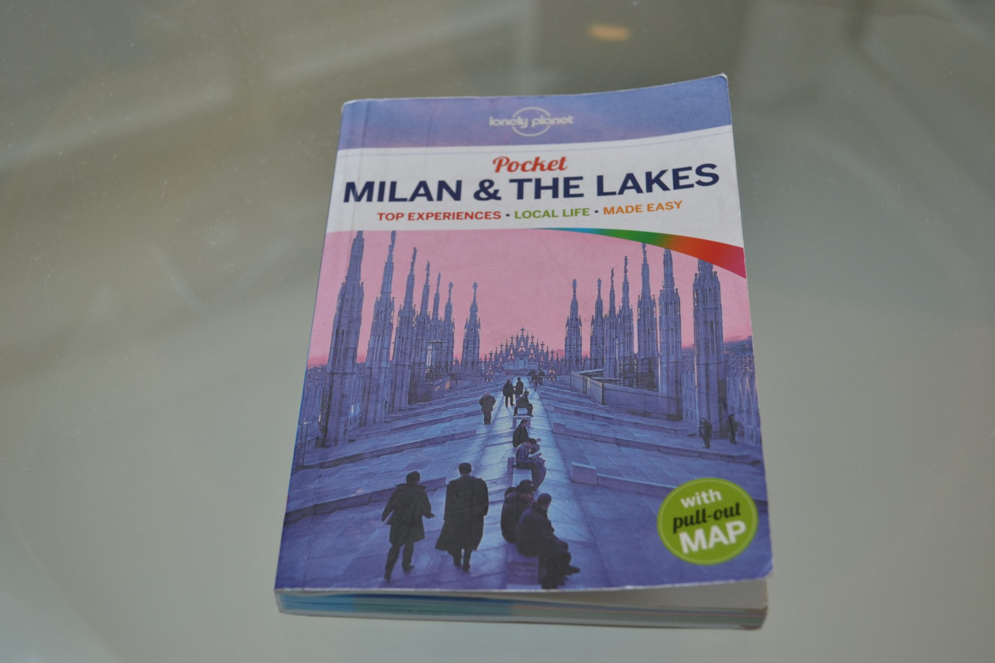 Review: Lonely Planet Pocket: Milan and the Lakes