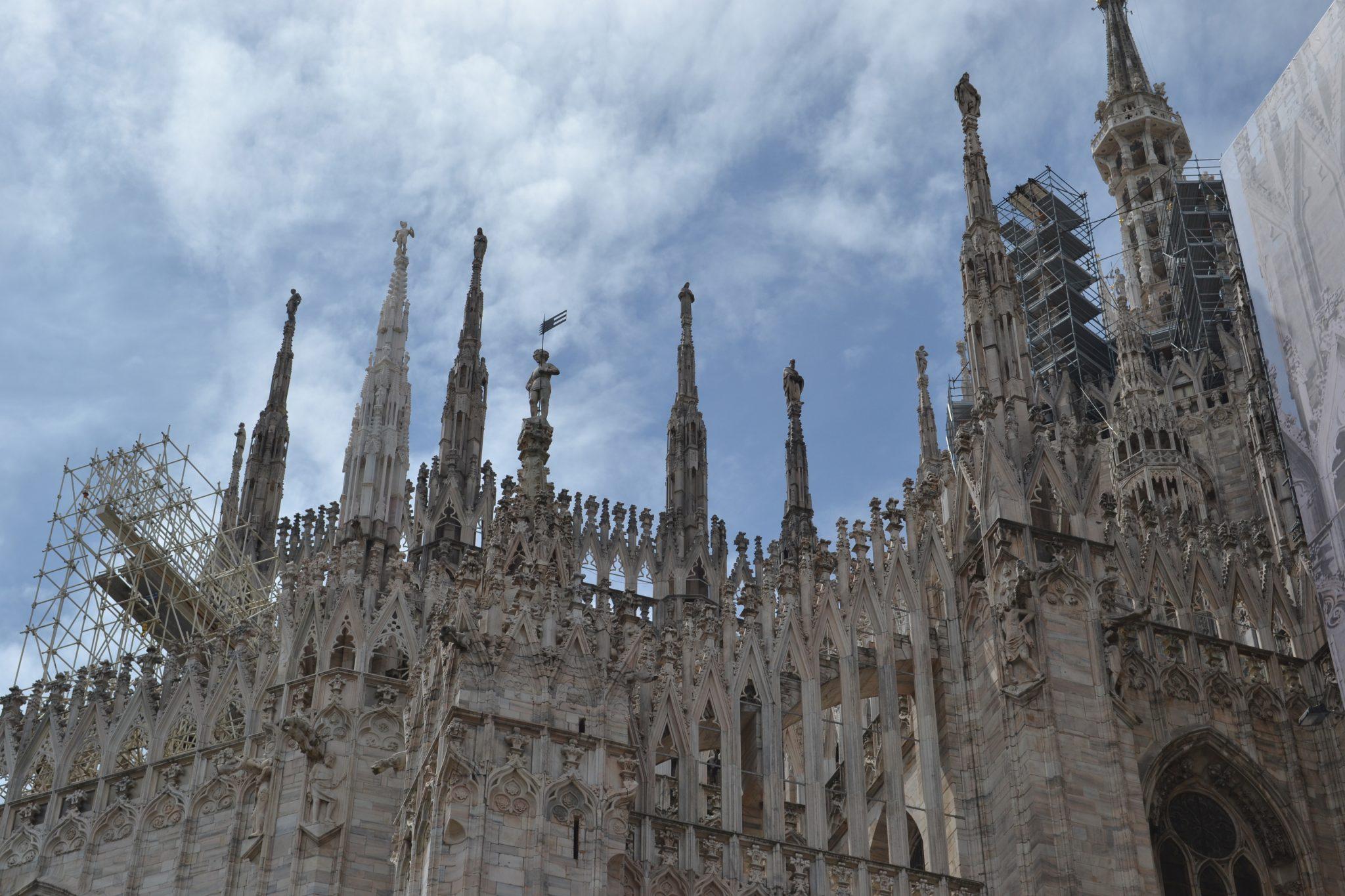 Mailand: Im und auf dem Dom