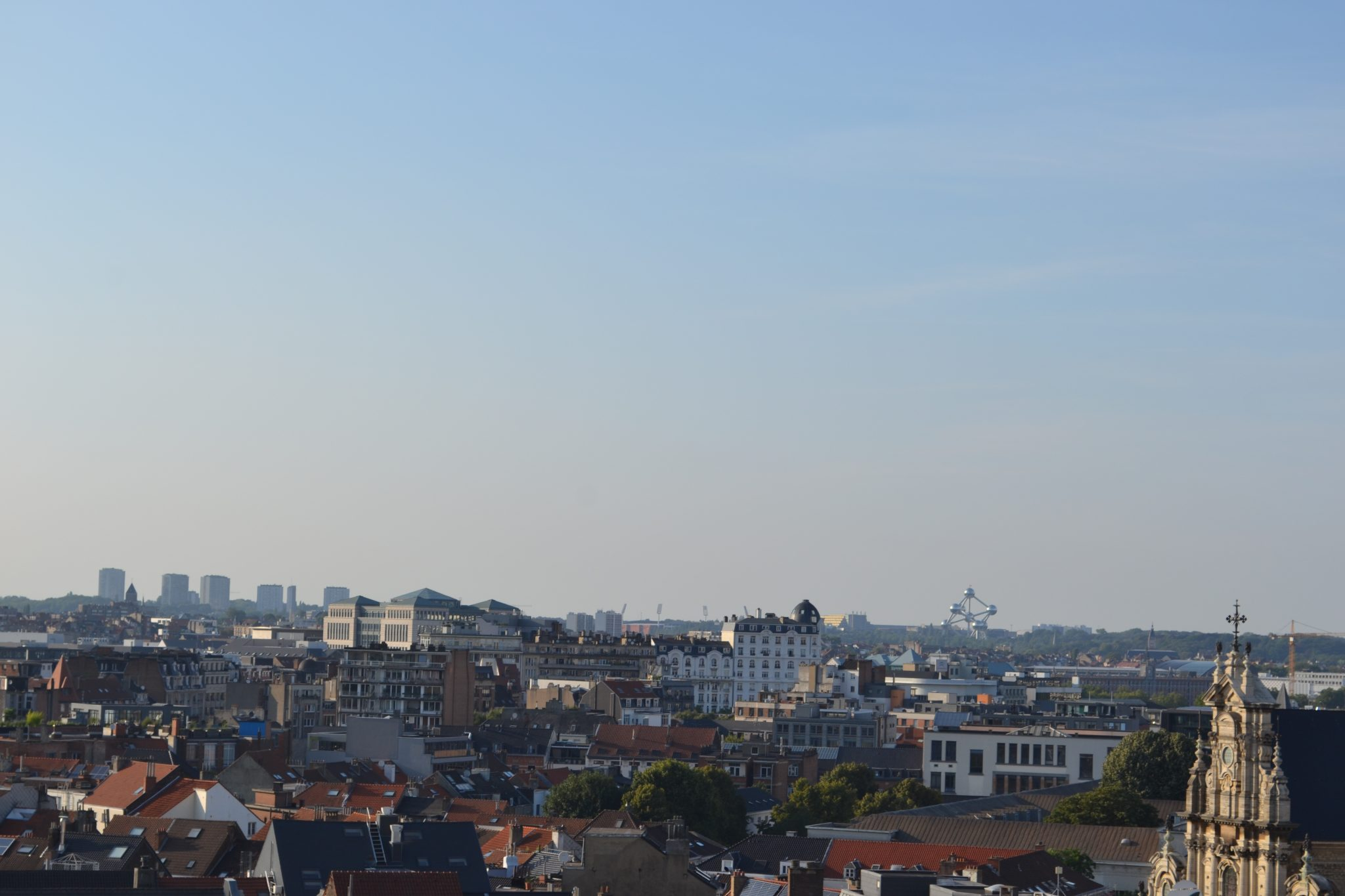 Travel Tip: Parking 58 | Brussels
