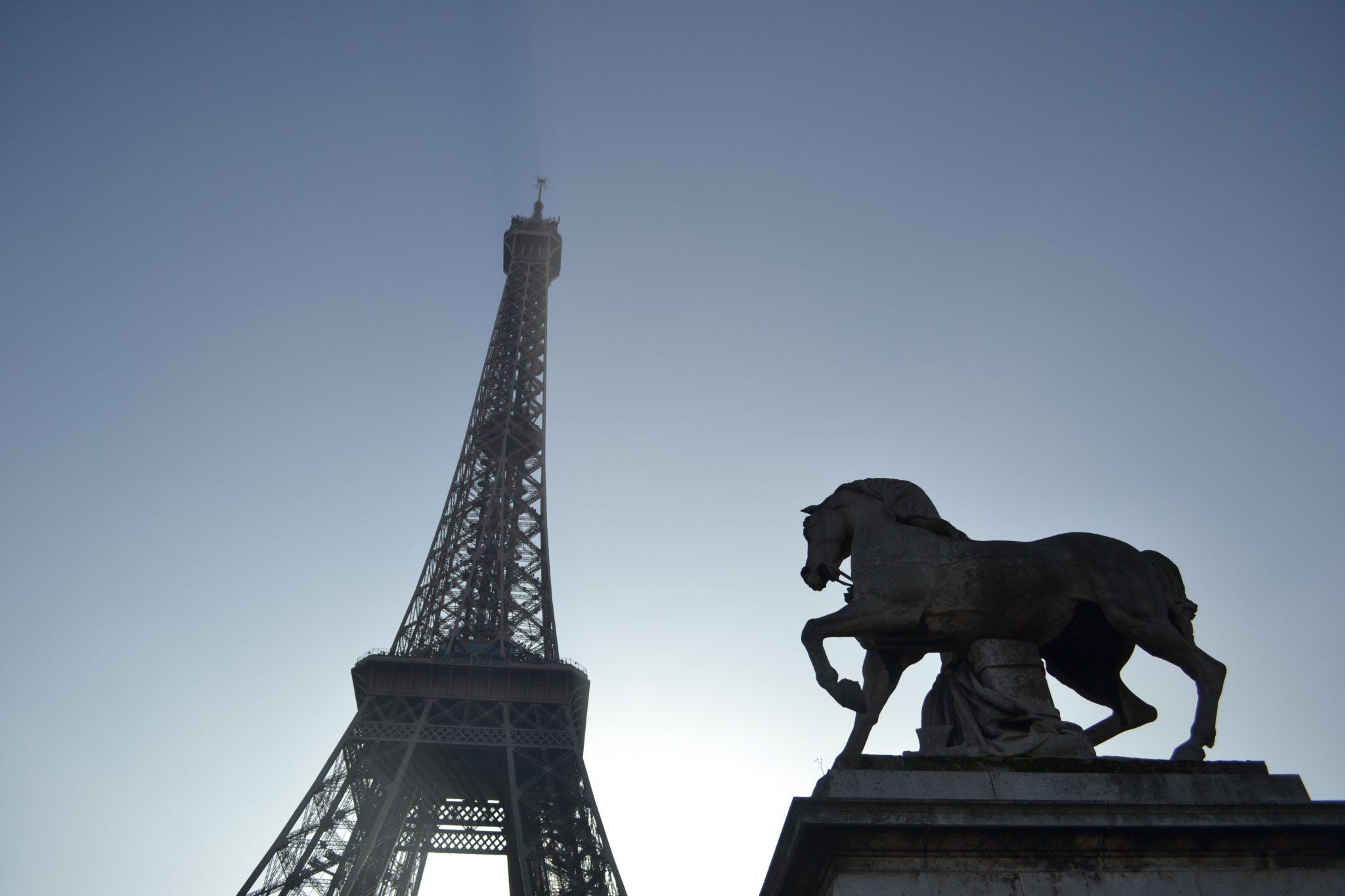 Darum war ich noch nie auf dem Eiffelturm