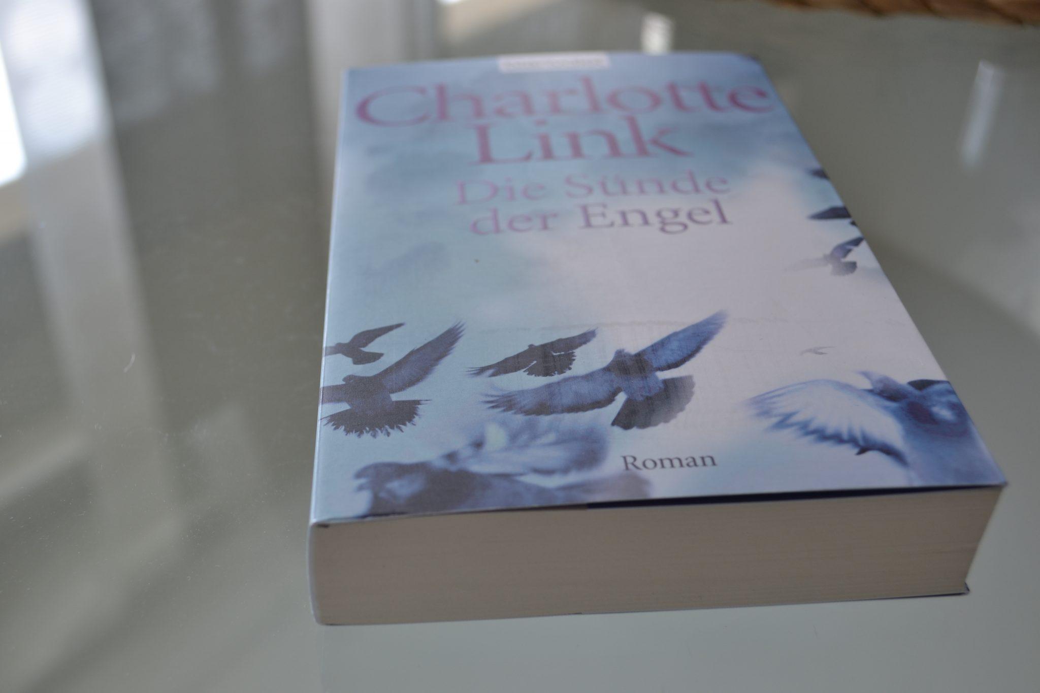 Books: Die Sünde der Engel | Charlotte Link
