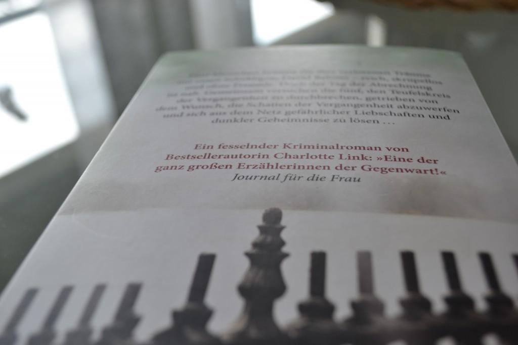 Books: Schattenspiel   Charlotte Link - DSC 0511 1024x683