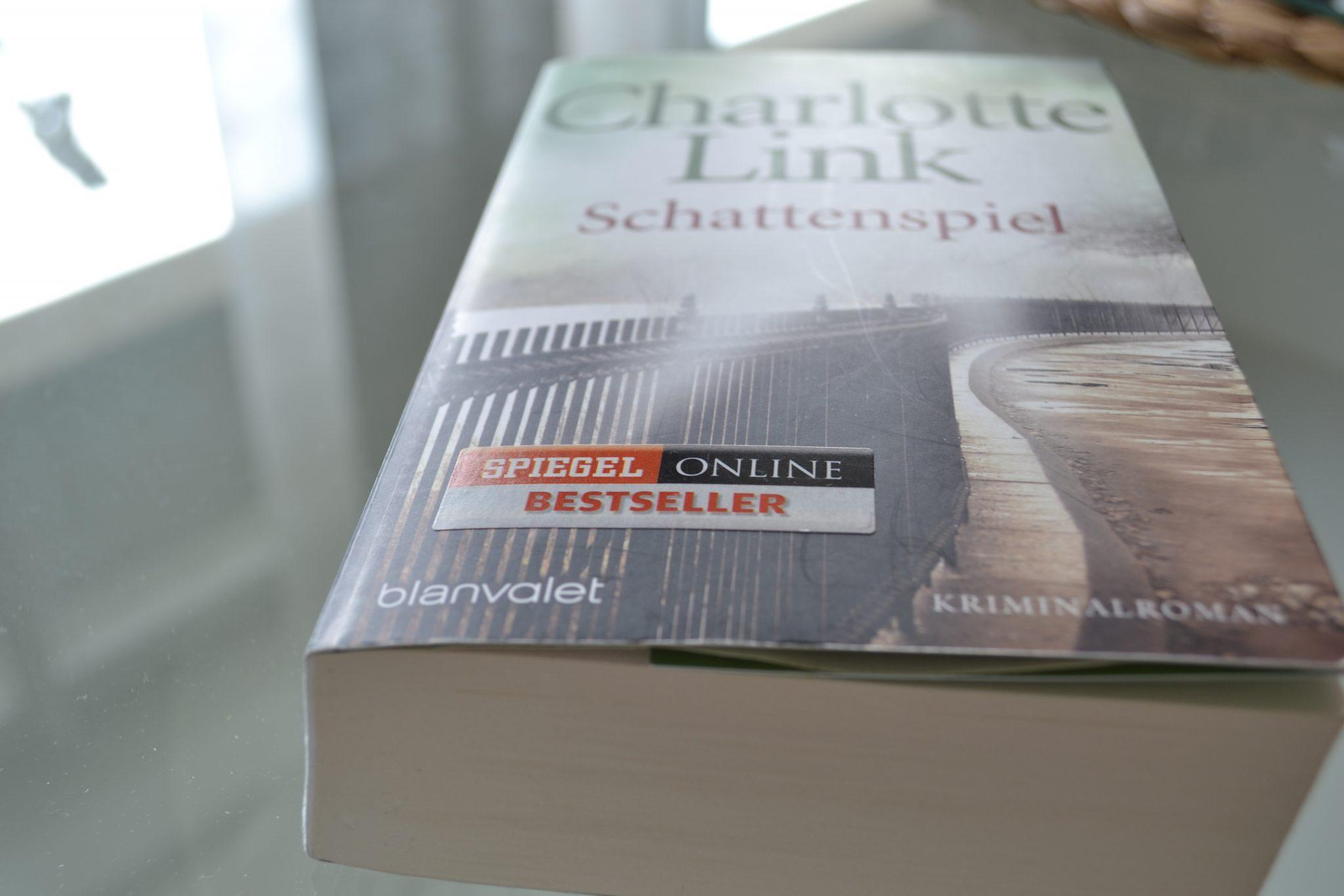 Books: Schattenspiel   Charlotte Link