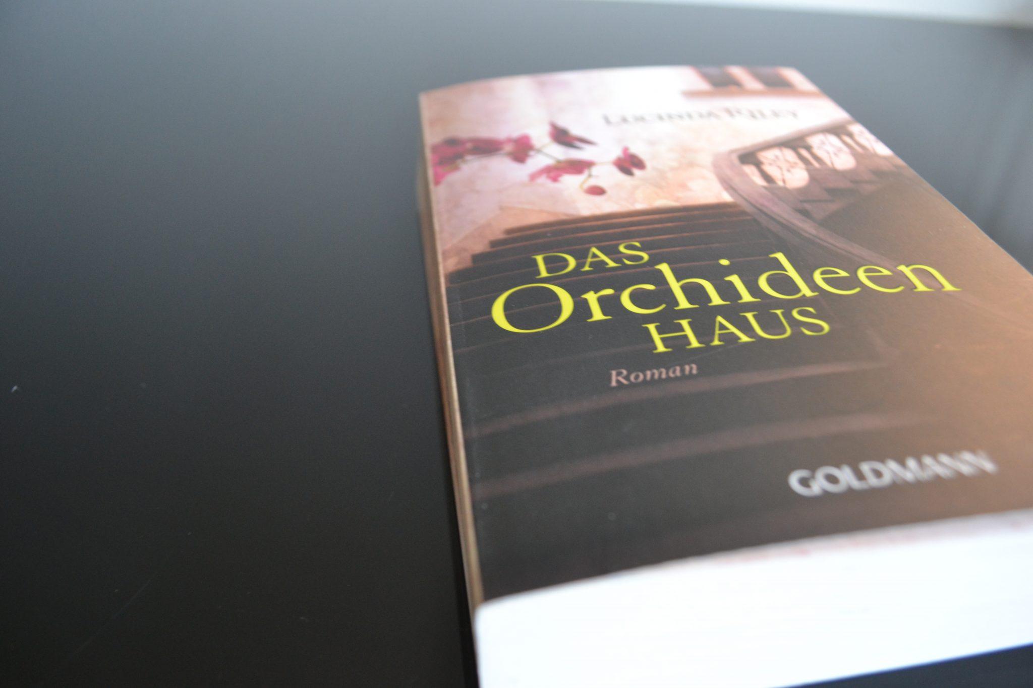 Books: Das Orchideenhaus | Lucinda Riley